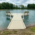 Pond dock 1